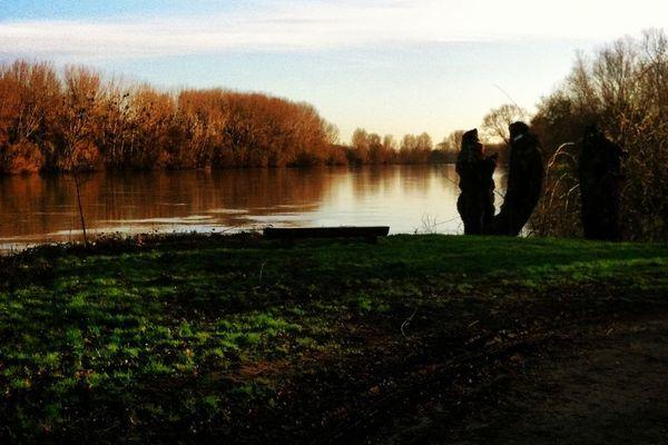 La Loire une vue différente chaque jour, parole de voisin.
