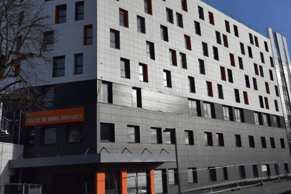 Un bâtiment flambant neuf pour les soins dentaires au CHU de Rennes