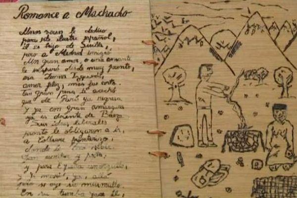 De nombreux Espagnols écrivent toujours au poéte Antonio Machado.