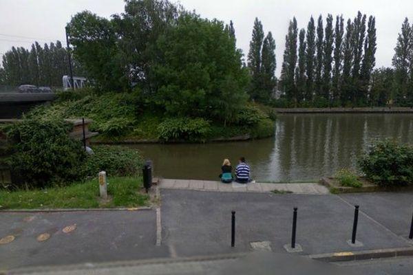 Les faits ont eu lieu à proximité du lycée de l'Escaut, à Valenciennes.