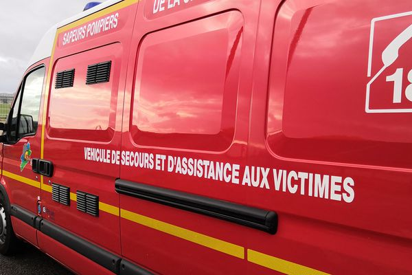 Les pompiers ont secouru une vingtaine de personnes à Orléans. Photo d'illustration