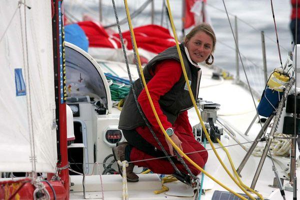 Karen Leibovici finira treizième et dernière de l'édition 2004-2005