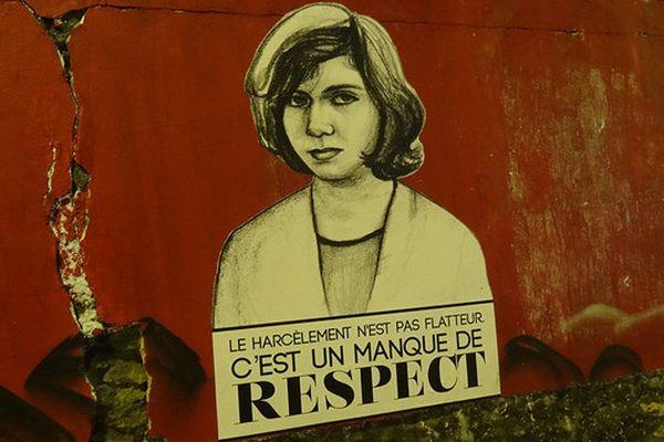 Street art à Aubervilliers