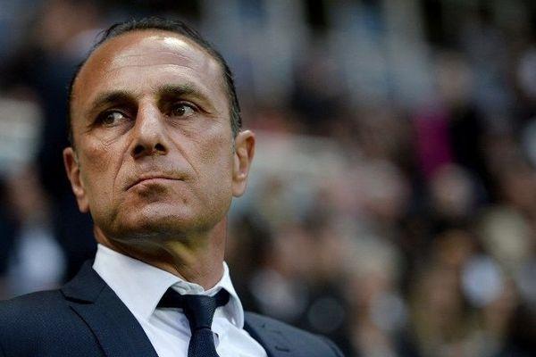 Michel Der Zakarian futur entraîneur de Montpellier en 2017/2018