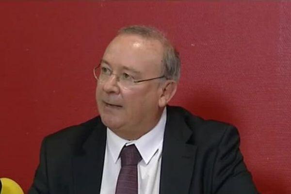 Jean-Yves Coquillat, procureur de la République de Grenoble