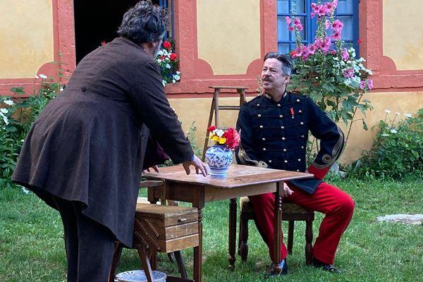 L'acteur retrouve le théâtre en Côte-d'Or