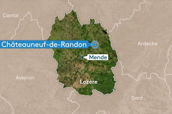 Un cadavre de loup a été retrouvé à Châteauneuf-de-Randon, jeudi 23 mai.