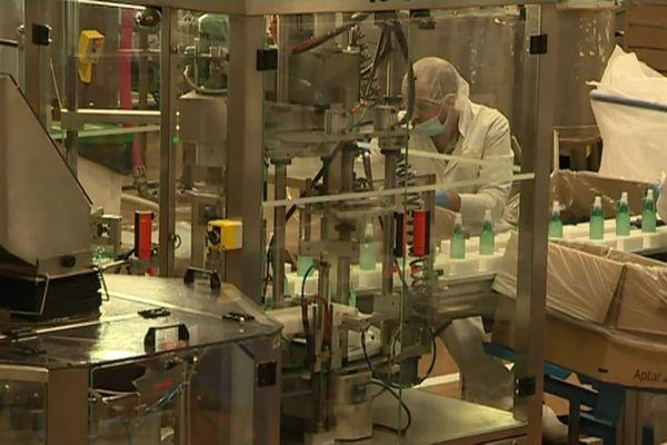 L'entreprise provençale est contrainte de se réorganiser suite à la pandémie de Covid-19. Des suppressions de postes sont à prévoir dans le monde et notamment à Manosque sur le site de production.