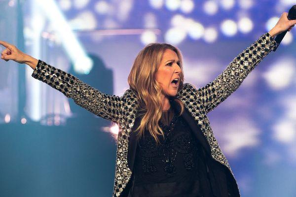 Celine Dion Leeds Arena en juin 2017
