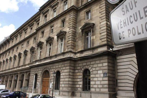 Le 36 Quai des Orfèvres, siège légendaire de la police judiciaire de Paris.