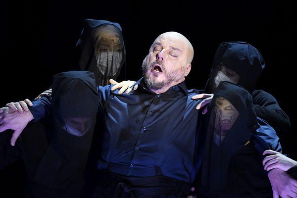 L'opéra Parsifal au théâtre du Capitole en janvier 2020