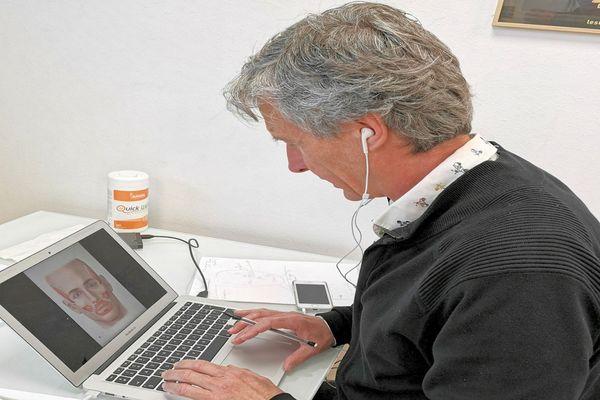 Les soins d'orthophonie à distance accessibles en Occitanie grâce aux télésoins.