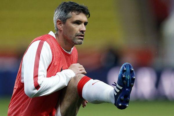Jérémy Toulalan, a été touché ce vendredi à Caen (3-0) aux muscles ischio-jambiers de la cuisse gauche.