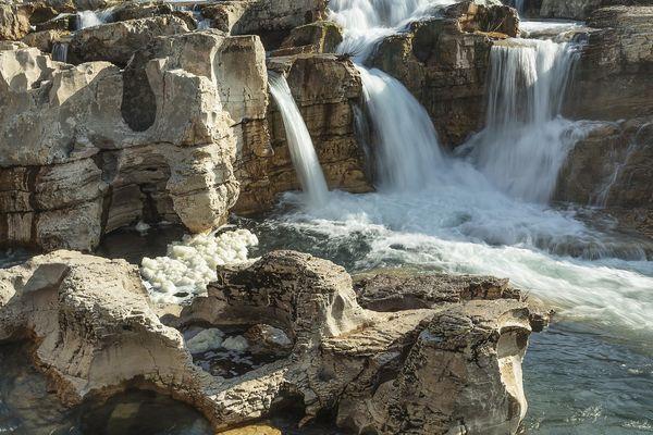 Les cascades du Sautadet, dans le Gard (Photo d'illustration)