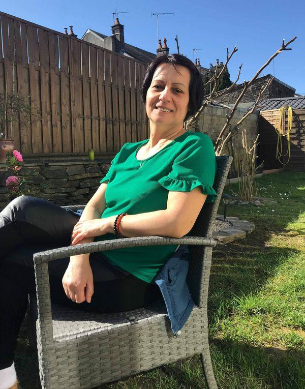 Pour Sylvie Toussaint, la fin du confinement sera l'occasion de resserrer ses liens avec sa famille italienne