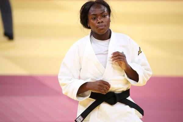 Clarisse Agbégnénou. Née à Rennes, elle évolue dans la catégorie des moins de 63 kg et elle possède le plus beau palmarès du judo féminin.