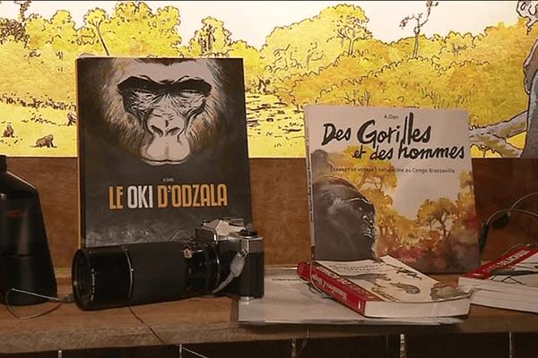 BD : Le Oki d'Odzala à Quai des Bulles