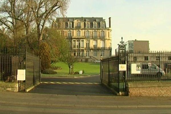 Le Château Blanc à Flixecourt dans la Somme