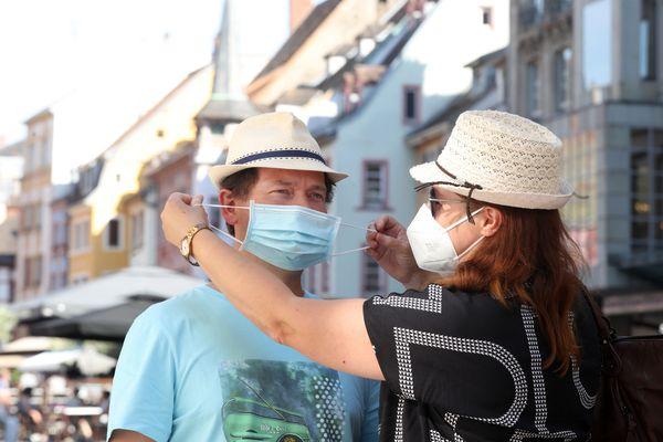 Du 19 juillet au 30 septembre 2021, au centre-ville de Troyes, ce sera masque obligatoire !