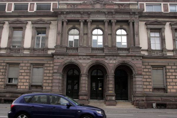 Le tribunal de grande instance de Mulhouse