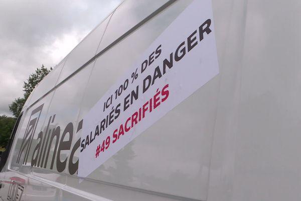 Le magasin Alinéa situé en zone industrielle nord de Limoges pourrait fermer ses portes d'ici quelques semaines