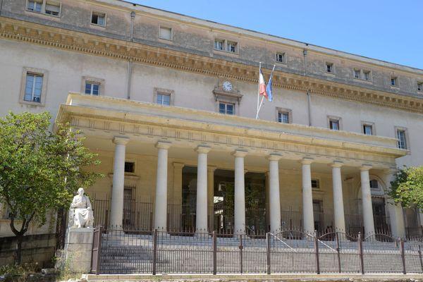 Palais de justice d'Aix-en-Provence
