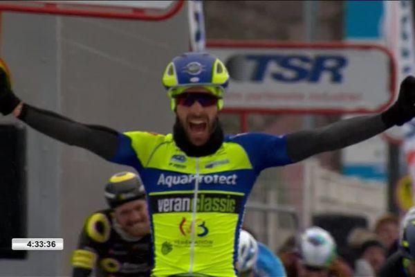 Le sprinter Belge Kenny Dehaes a remporté le 60e Grand Prix de Denain