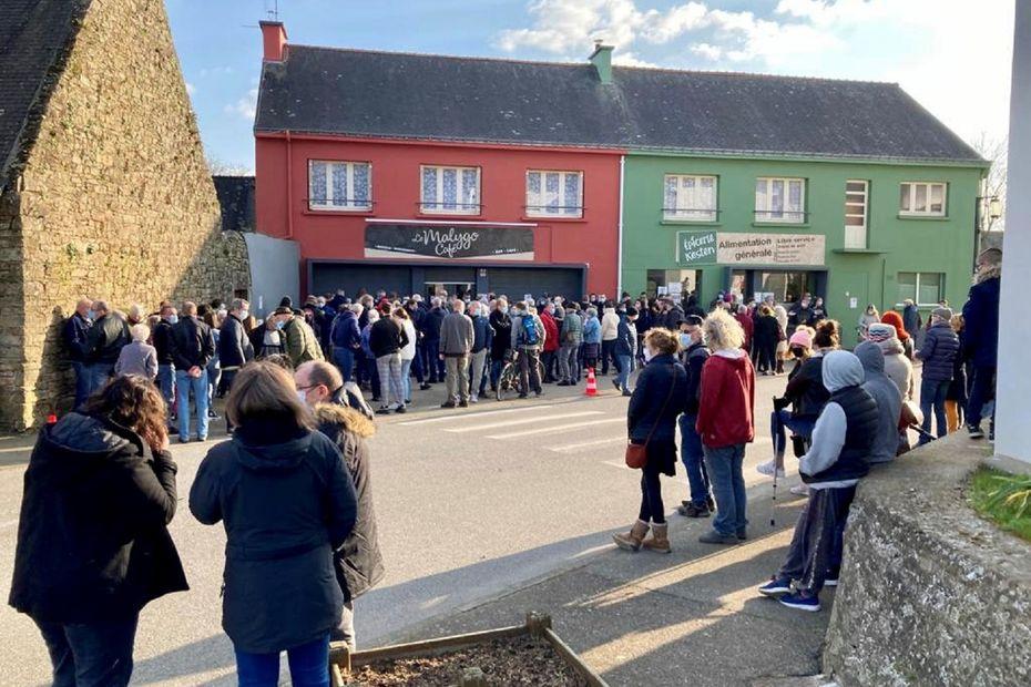 Morbihan : il faut sauver le bar-épicerie de Penquesten