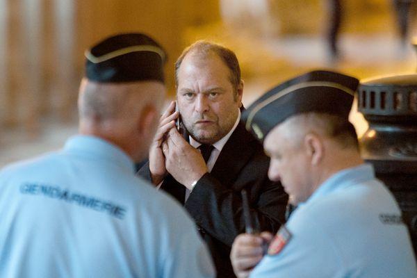 Eric Dupond-Moretti lors du procès d'Yvan Colonna, en mai 2011.