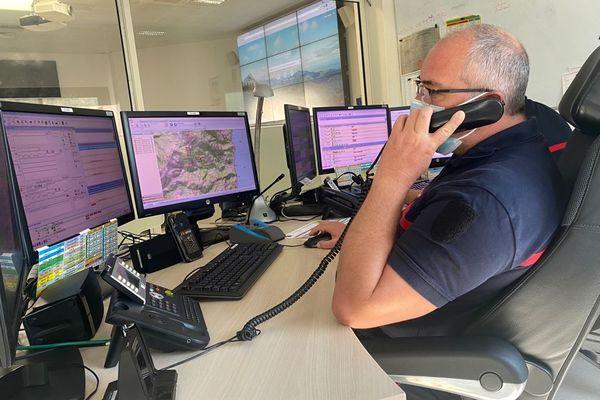 En période estivale, le CTA-CODIS reçoit entre 400 et 500 appels en moyenne par jour.