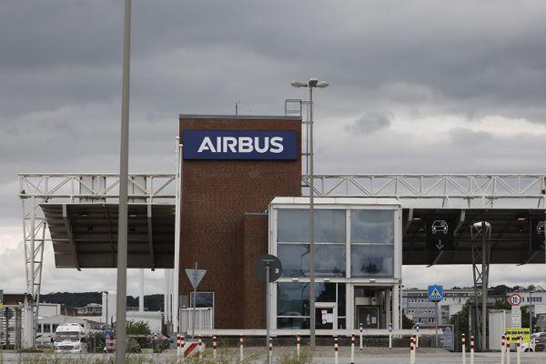 500 employés en quarantaine à la FAL de Hambourg — Airbus