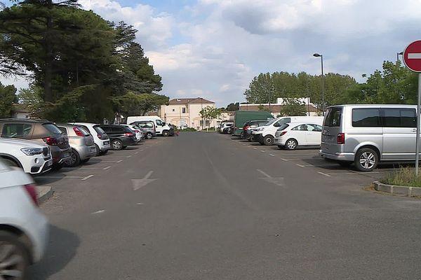 Des parkings à quelques centaines de mètres de l'hyper-centre de Mauguio.
