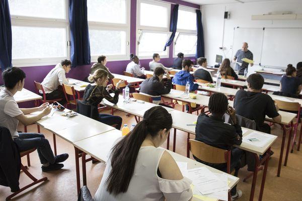 Des professeurs demandent l'annulation des épreuves anticipées