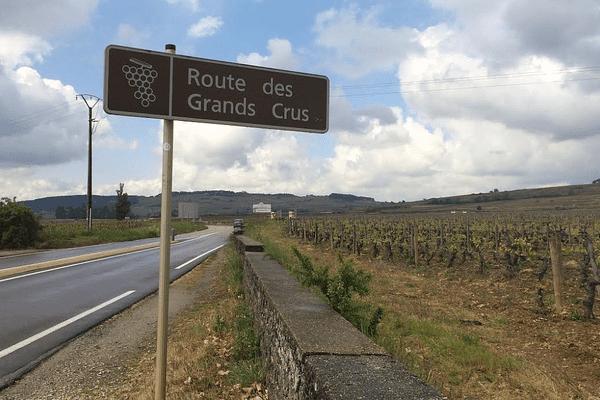 Une feuilleton réalisé à l'occasion des 80 ans de la route des grands crus