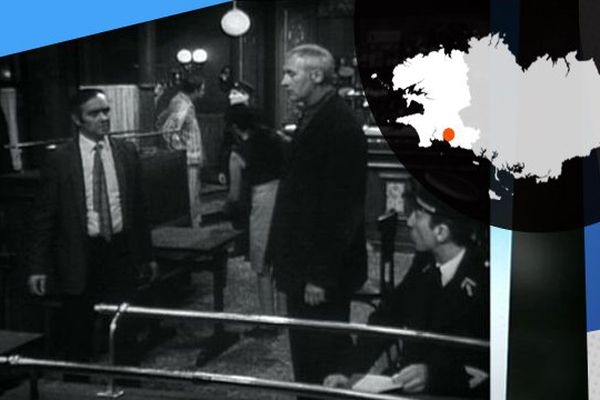 """Le bar de l'Amiral à Concarneau a servi de décor pour le film """"Le chien jaune"""""""