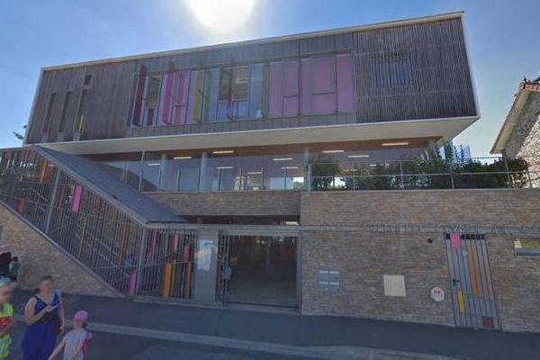 L'école Olympe de Gouges, au Plessis-Trévise (Val-de-Marne), sur Google Street View.