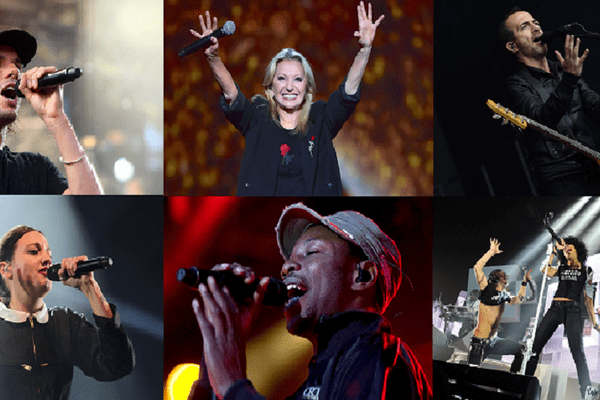 Les noms de six artistes qui participeront aux Francofolies 2018 ont été révélés : Orelsan, Jain, Véronique Sanson, MC Solaar, Calogero et Shaka Ponk.