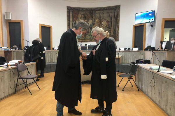 Vendredi 23 octobre, l'heure est aux plaidoiries et aux réquisitions à la cour d'appel du Puy-de-Dôme, à Riom.