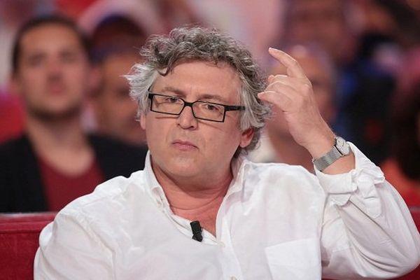Michel Onfray sur le plateau de Michel Drucker avant sa diète médiatique.