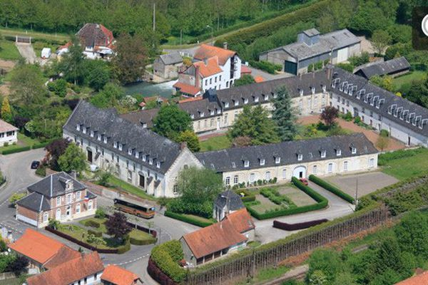 Abbaye Sainte-Berthe à Blangy-sur-Ternoise