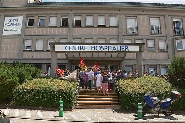 Les manifestants espèrent maintenant un rendez-vous avec la ministre de la Santé Agnès Buzyn