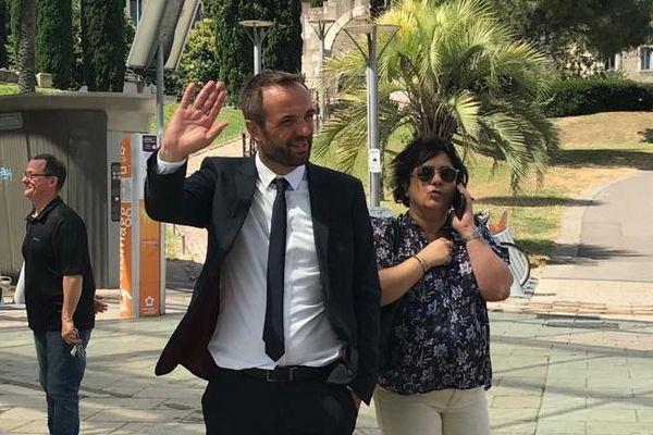Montpellier: Michaël Delafosse à la rencontre de ses électeurs - 29 juin 2020