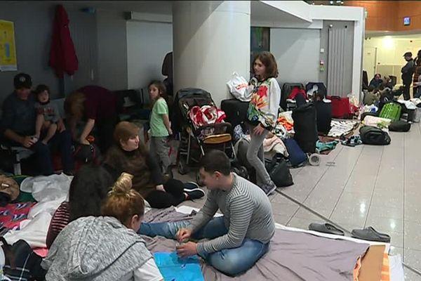 80 migrants occupent chaque soir les urgences du CHU de Nantes