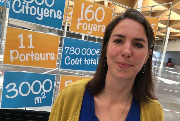 """""""On s'est battu pour que ce projet aboutisse."""" Julie Laernoes Vice-Présidente Nantes Métropole"""