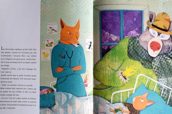 Récit de Laurence Gillot. Illustrations de Vanessa Hié.