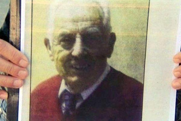 Hubert Boiron, 82 ans, a disparu lors d 'un voyage organisé à Ajaccio le 18 septembre 2013