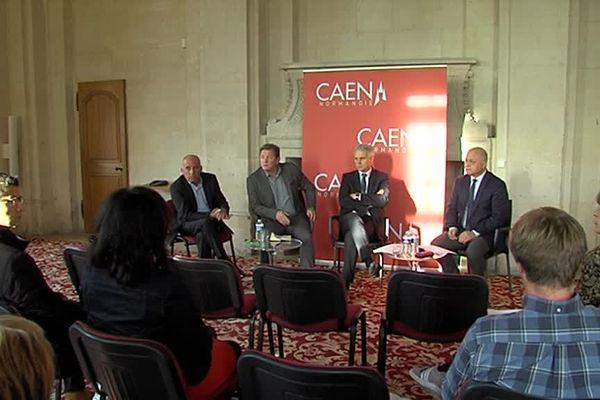 Présentation ce mercredi matin de la mutuelle solidaire qui va être lancée à Caen