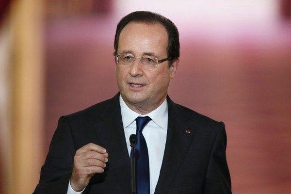François Hollande est attendu dans le Calvados ce dimanche, quelques jours avant les célébrations du 70e anniversaire du Débarquement