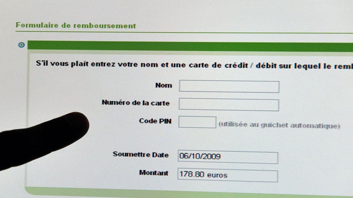 faux numéro de carte bancaire pour site de rencontre site de rencontre des hommes mariés