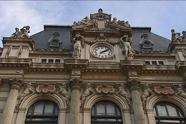 L'hôtel du Département du Rhône se trouve à Lyon (archives)